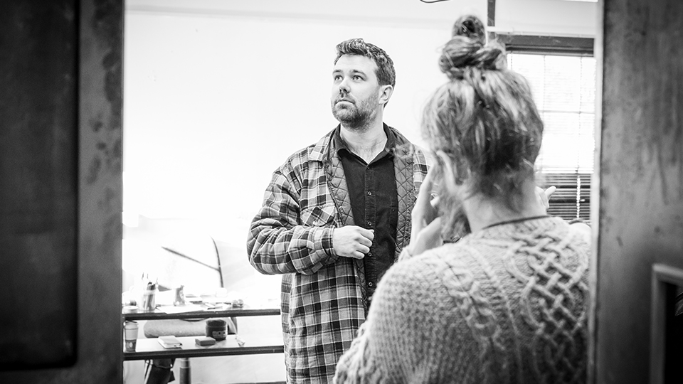 Amelie UK Tour Rehearsals – Photography by Marc Brenner