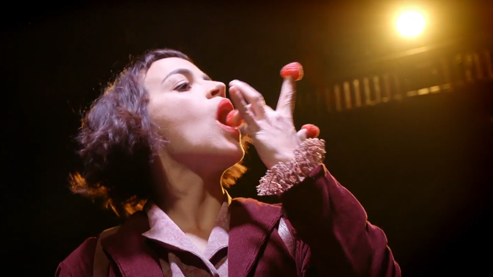 Amelie The Musical UK Tour - Behind the Scenes, Photoshoot